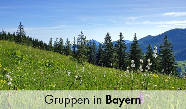 Für Trauernde Bayern