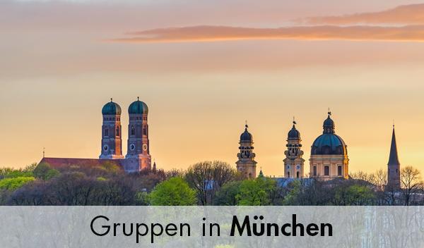 Trauernde in München